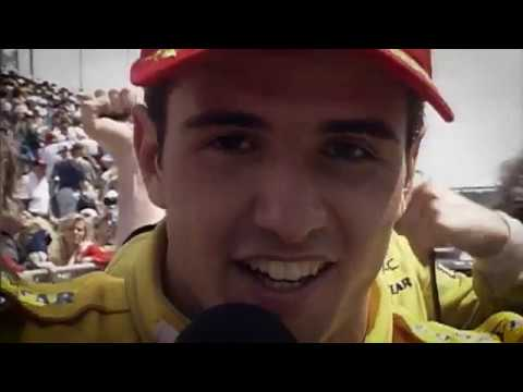 Christian Fittipaldi and Indy 500. CF's LAST ONE - YouTube